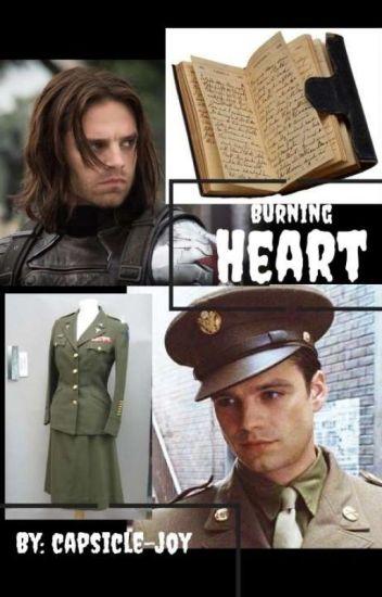 Burning Heart - Bucky Barnes x Reader - Lacey - Wattpad
