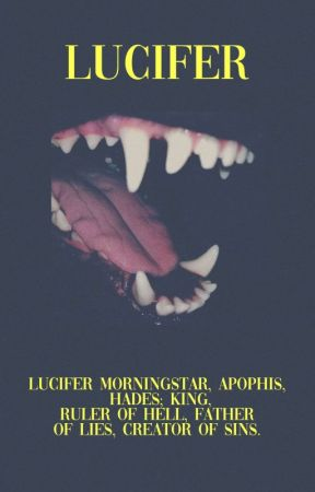 Lucifer by nottudrugdealer