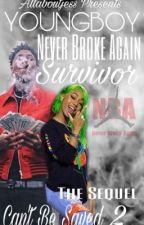 Survivor : Can't Be Saved Book 2  by Allaboutjess