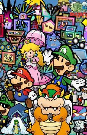 Super Paper Mario - Princess Peach X Male Reader - Intro - Wattpad