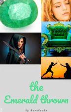 the emerald throne,  by harolocke3