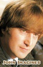 John Lennon Imagines by Connorisacrab