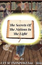 Hetalia: The Secrets Of The Nations in The Light (Diary Fanfic) by CFVACTSDSPOKEFan