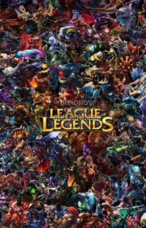 Oroscopo League Of Legends by -_Elenina_Jaeger_-