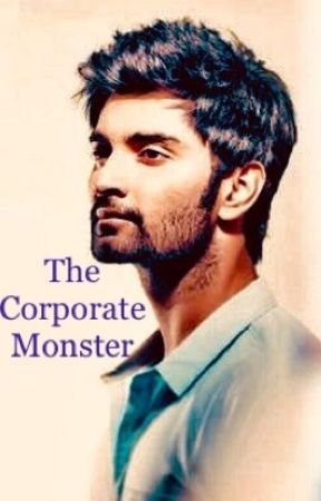 The Corporate Monster by gopikah
