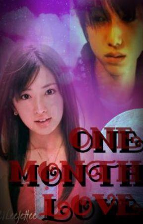 One Month Love <3 by krayzie27