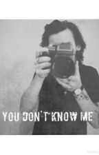 You don't know me by shippandoLarry4ever
