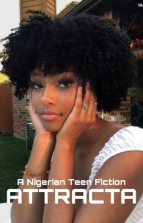 ATTRACTA                                                         #ProjectNigeria by DiranB