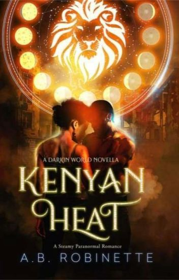 Kenyan Heat (Darkin World Book 1)
