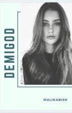 Demigod • Emmett Cullen  by malikabish