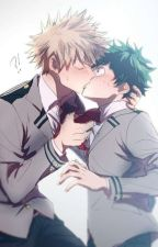 Kiss Me Again, Nerd || BakuDeku by DekuLikesCookies