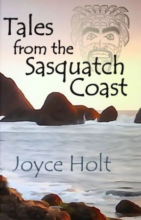 Sasquatch and Sea Serpent by joyceholt