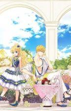 Princesa Encantadora- Novela Ligera by Kiare_19