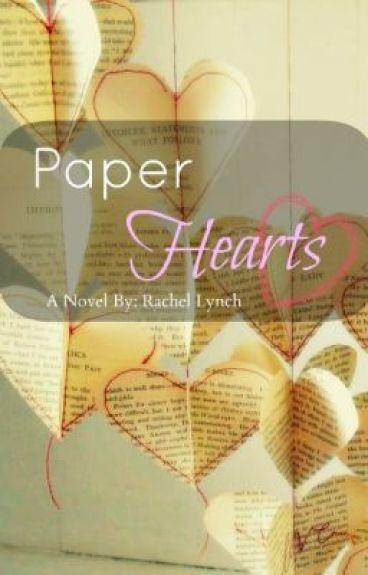 Paper Hearts by sockmonkey