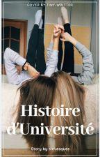 Histoire d'Université by Slevesque