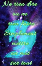 Mes poèmes et citations by -Loup-Gris-