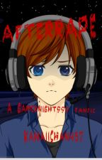 Afterrape (a Gameknight999 Fanfiction) by AronKawaii666