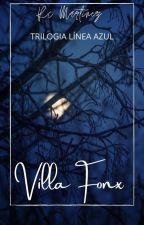 Linea azul: Fonxville by RCMartinez