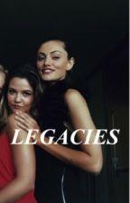 legacies | h.p by eightiesriver