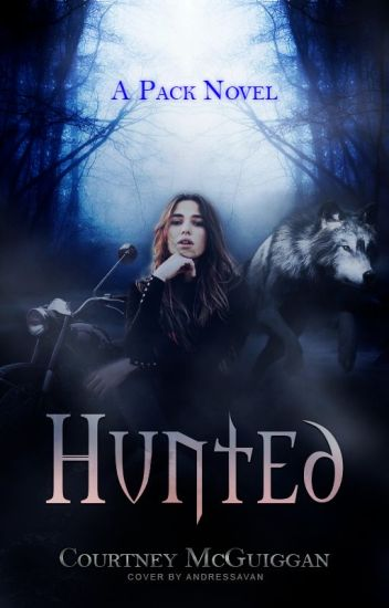 Hunted. A Pack Novel