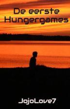 De eerste Hungergames by JojoLove7