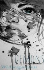 Demons (Imagine book #2) by WildImagination22