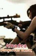 Dangerous Vixen: Amadea by pepp-z