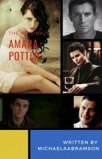 The Originals: Amara Potter by MichaelaAbramson