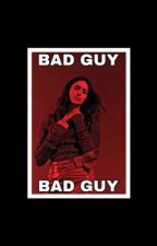 1| BAD GUY [ISAAC LAHEY] by -poohshoney-