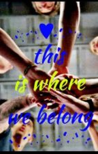 This is where we belong (#wattys 2019) by done_bout