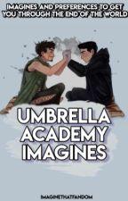 chaos - Umbrella Academy Imagines & Preferences [HIATUS] by imaginethatfandom