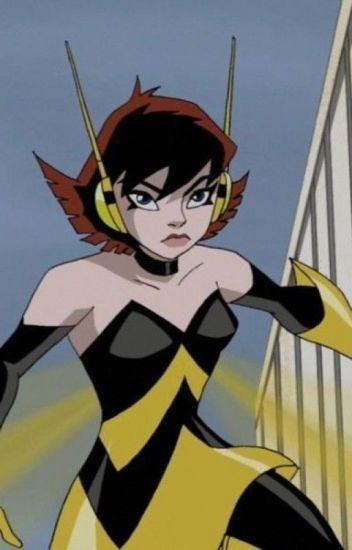 Avengers Eath's mightiest Heroes: Wasp X Male Reader