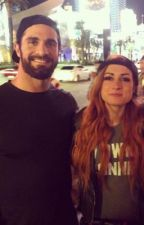 Unexpected - Becky Lynch&Seth Rollins by RickiElizabeth95