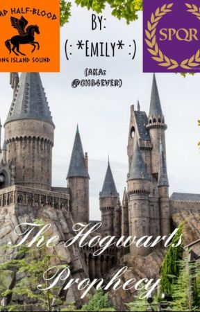 The Hogwarts Prophecy (A Demigod and Wizard Crossover) by CHB4Ever