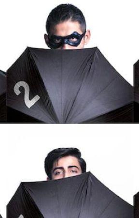 Umbrella academy by Livelovelaugh133
