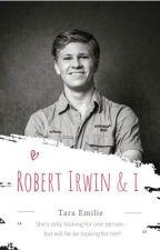 Robert Irwin & I by bouclesetHarry