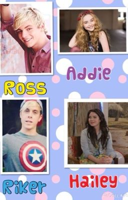/R5 fanfic) - I Love You! (A Ross Lynch/R5 fanfic) - Page 1 - Wattpad
