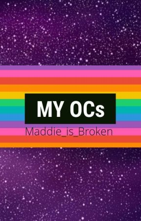My OCs (requests open) by maddie_is_broken