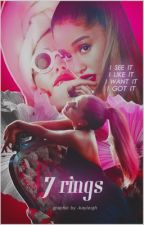 7 Rings ⋆ Face Claims by missorangina
