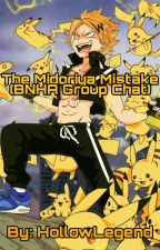 The Midoriya Mistake (Class 1-A Group Chat) by HollowLegend