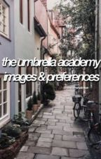 the umbrella academy imagines and preferences ❦ by seaveysbabes