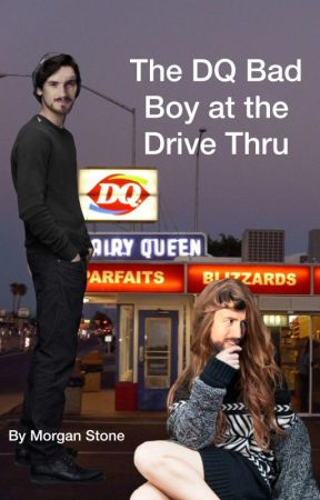 The DQ Bad Boy at the Drive Thru by morgandstone