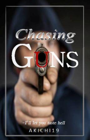 Chasing Guns #RosesWeeklyWricon by Akichi19