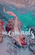 Mermaids • A Graphic Portfolio  by -voidskyler-