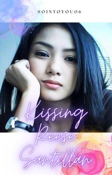 Kissing Reese Santillan (girlxgirl)
