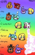 My Opinions on FnaF ships by FluffyNinja301