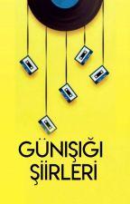 Günışığı Şiirleri by munzur2011