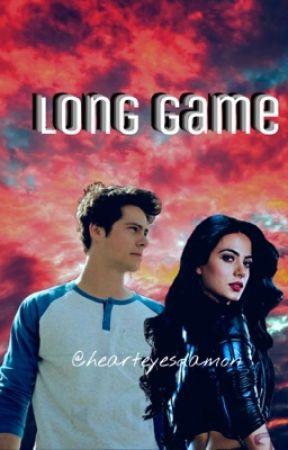 Long Game [Stiles Stillinski] by hearteyesdamon
