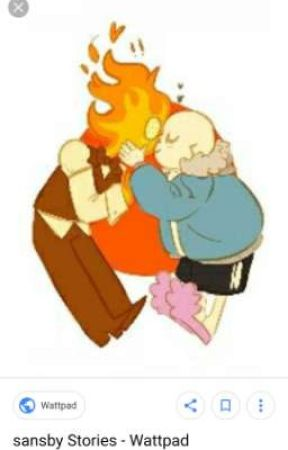 sansby oneshots  by CARTOONFANFREAK