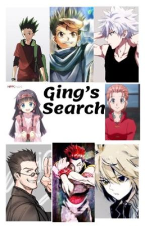 Ging's Search (On Hold) by TwilightTRex